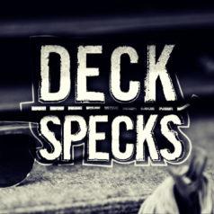 Deck Specks